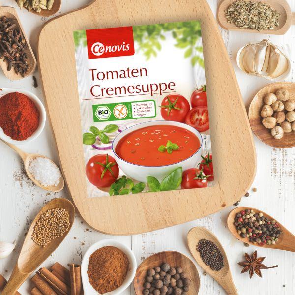 Tomaten Cremesuppe, bio