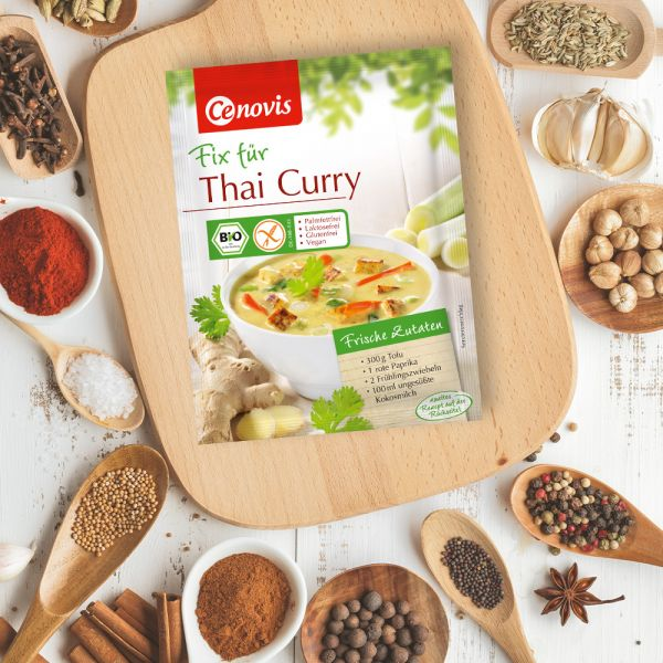 Fix für Thai Curry, bio