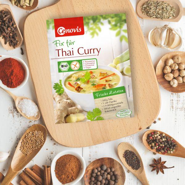 Fix für Thai Curry, bio