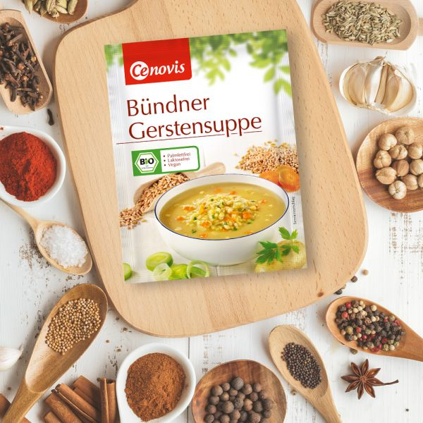 Bündner Gerstensuppe bio