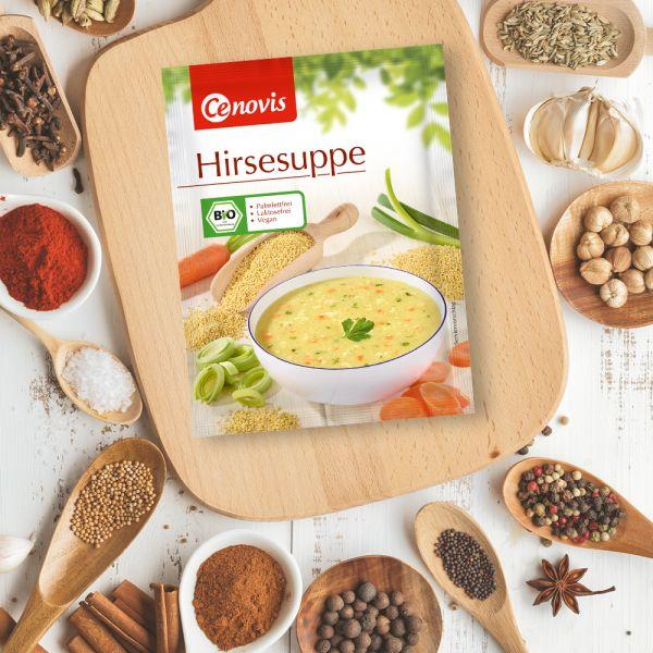 Hirse Suppe, bio
