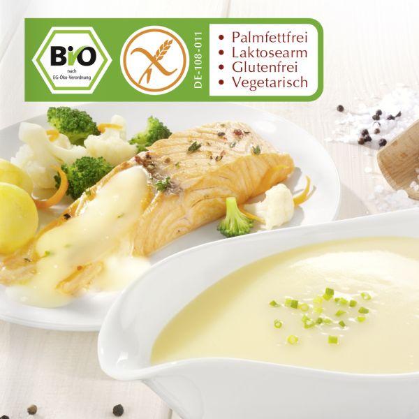 Fisch mit Kartoffeln und Spinat