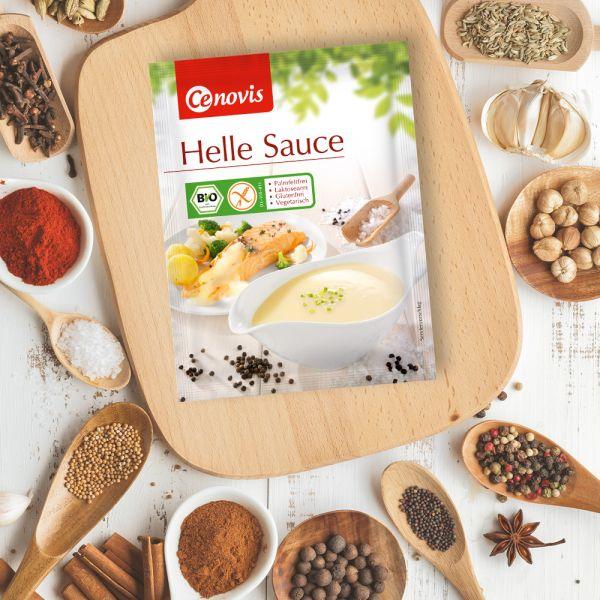 Helle Sauce, bio