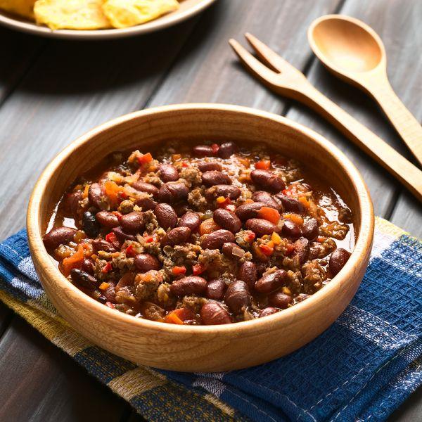 Chili con Carne glutenfrei