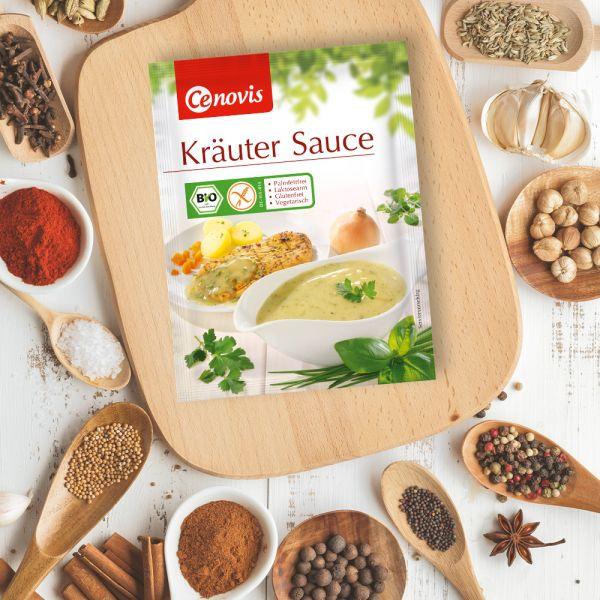 Kräuter Sauce, bio